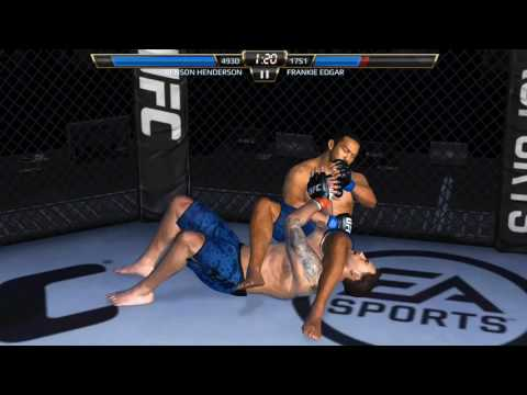 Benson Henderson (Champion Edit) Fighter Showcase UFC EA SORTS ANDROID