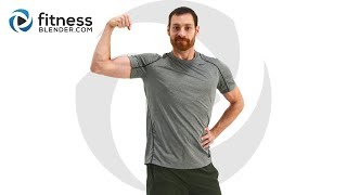 Alternating Repetition Upper Body Workout for Strength, Coordination and Control