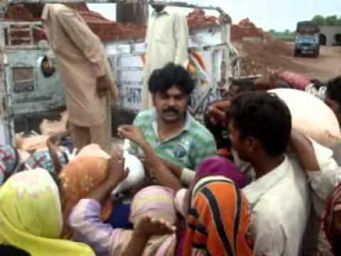Feeding Christian Slaves in Brick Kiln