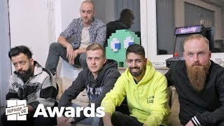 Die besten Gruppen, Labels & Lebenswerk national im Jahresrückblick – Hiphop.de Awards 2018