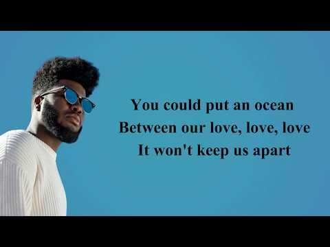 Martin Garrix feat. Khalid - Ocean (Lyrics)