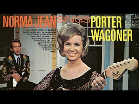 Porter Wagoner & Norma Jean - I Didn't Mean It