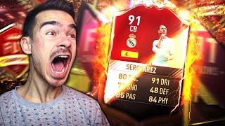 FIFA 17 : OMG 3 INFORM WALKOUTS IN MEINEN FUT CHAMPIONS PACKS !!