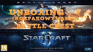 Unboxing (rozpakowywanie) 8 - Battle Chest StarCraft 2 (pc)