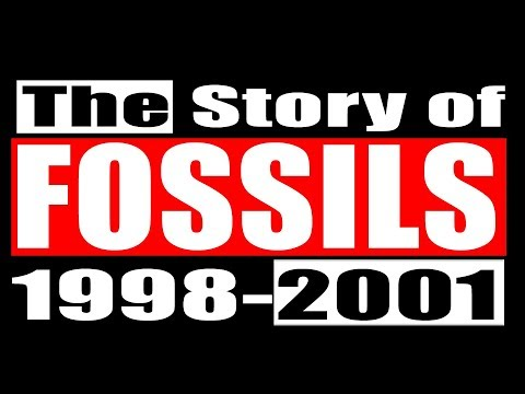 The Story of Fossils 1998-2001 | Official...