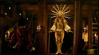 Le Roi Danse J.B Lully Ballet de la Nuit 1653 (Ouverture) Le Roi représentant le soleil levant
