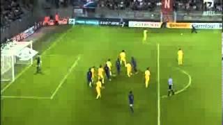 Видео голов в матче молодежных сборных Франции и Казахстана(, 2013-09-06T04:06:51.000Z)