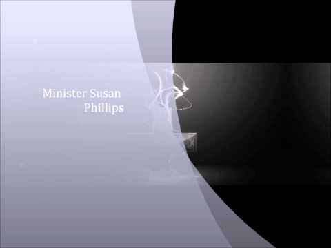 He is Providing the Way Minister Susan Phillips