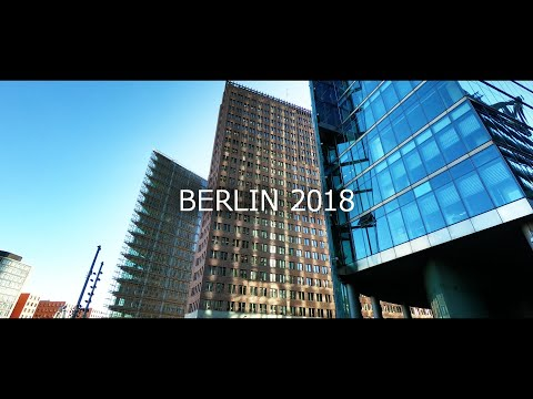 Berlin Travel Video - GoPro Hero 7 Black