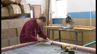 Бильярдные столы Buffalo. Производство(Бильярдный стол это сложная и точная конструкция. Производство бильярдных столов это особенный процесс...., 2011-09-22T14:24:52.000Z)