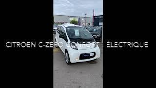 L'occasion du Jour, Citroen C-Zéro : Peugeot Alès