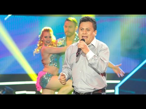 "Tony Rosado de Yo Soy puso a bailar a todos con ""Carta final"""
