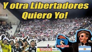 GARRA BLANCA - Y Dale alegria a mi Corazón (LETRA) Colo Colo vs Corinthians 2018