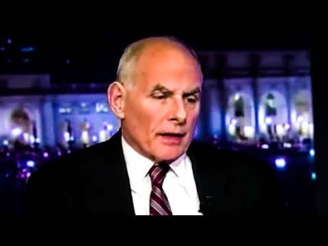 General Kelly ADMITS That Trump Is A Total Dumbass