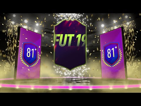 20x 81+ UPGRADE PACKS! WALKOUT! #FIFA19 ULTIMATE TEAM
