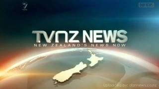 TVNZ 7 News 2012