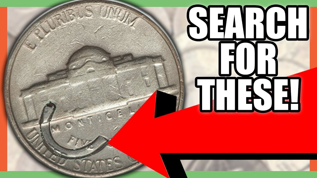 10 NICKELS WORTH MONEY - RARE JEFFERSON NICKELS TO LOOK FOR IN POCKET  CHANGE!!