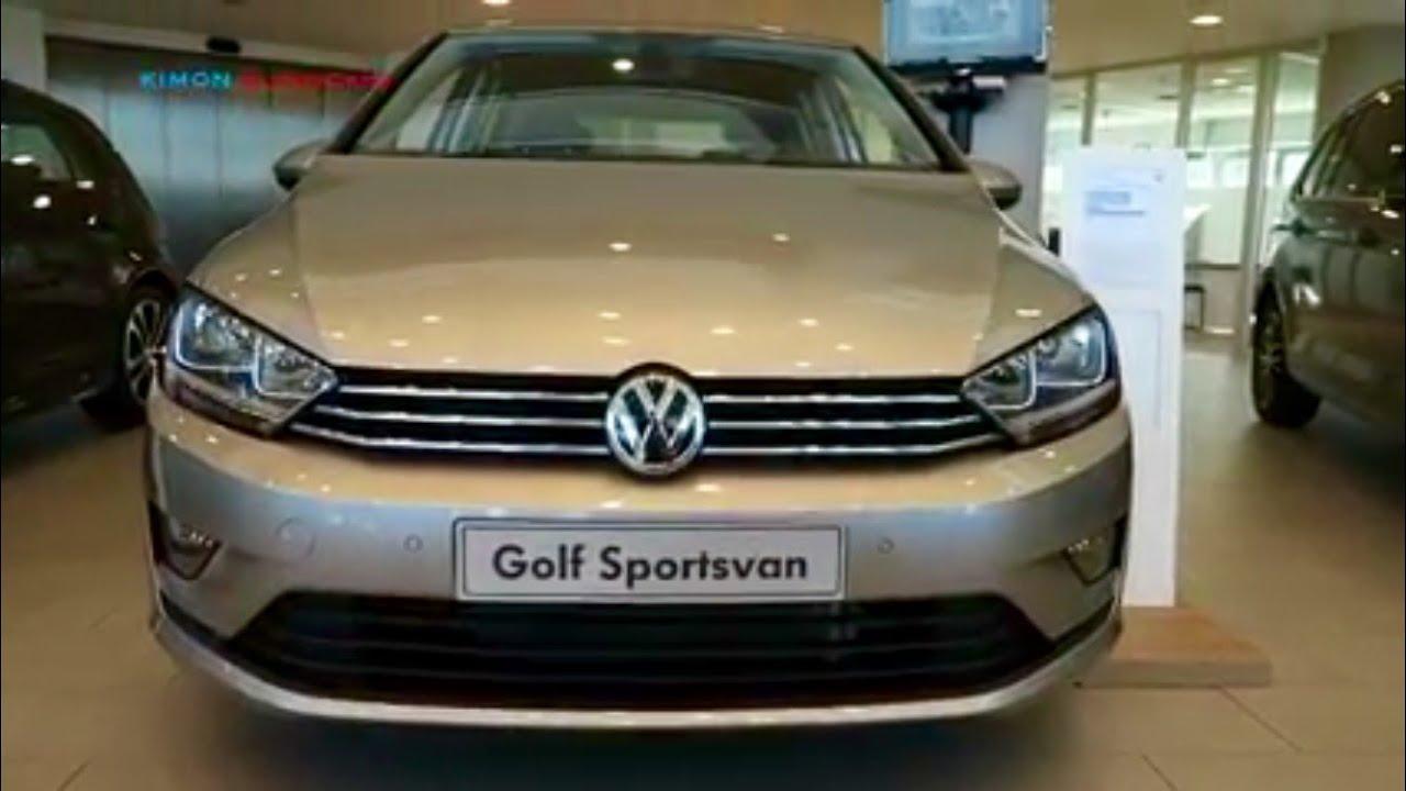 2016 volkswagen golf sportsvan exterior interior youtube. Black Bedroom Furniture Sets. Home Design Ideas