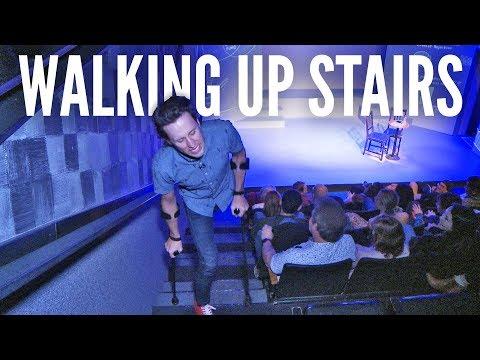 Walking Up Stairs   Standup