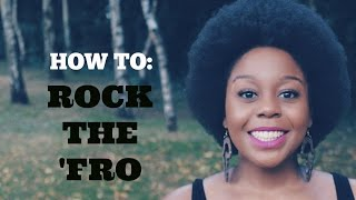 How to Rock the Fro