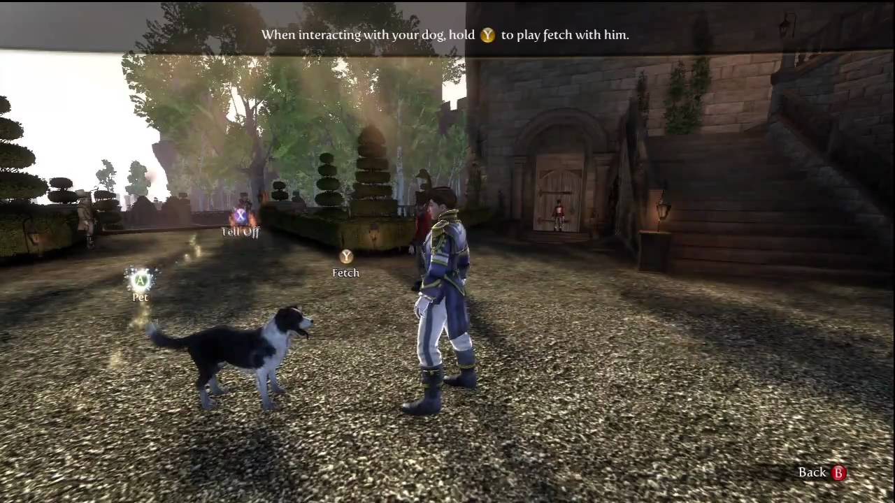 Fable III [3] Walkthrough - Part 1 [HD] (X360/PC) - YouTube