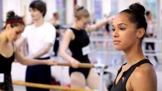 Video Teaser: ABT Soloist Misty Copeland Teaching at The Joffrey Ballet School NYC