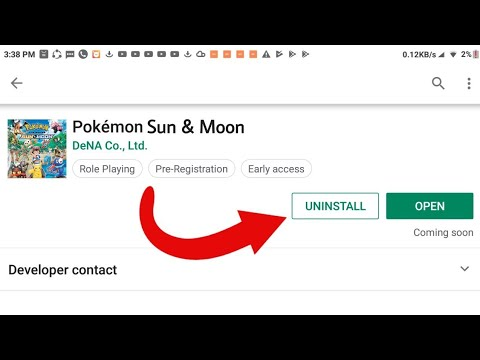 Pokemon Sun And Moon Download From Play Store In Android