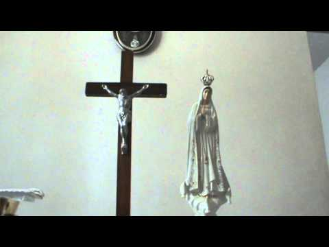 Армяне-католики молятся Розарий в Коблево