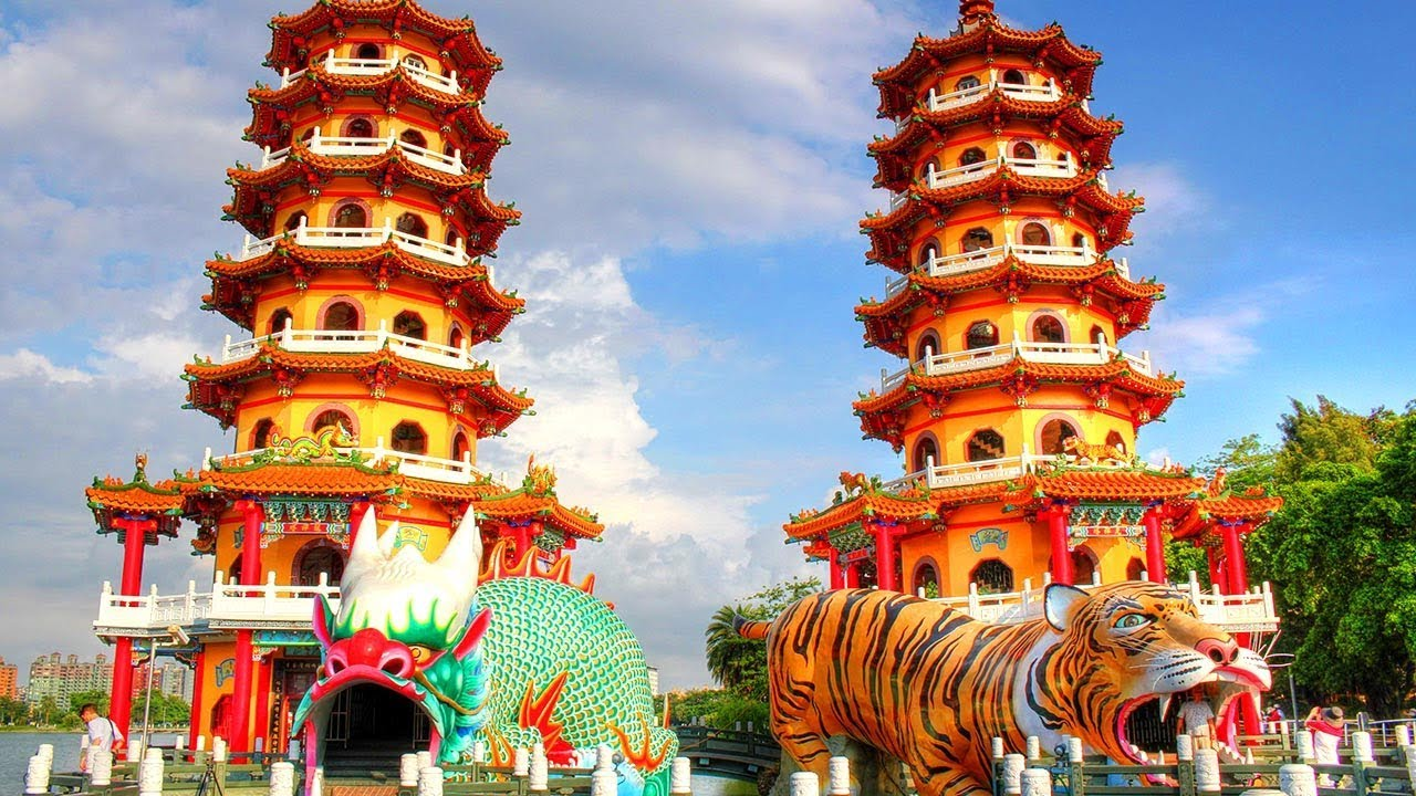 Du Lịch Đài Loan 2017 - Những Nơi Tham Quan Ở Đài Loan Đẹp Nhất