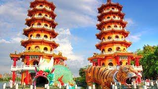 Du Lịch Đài Loan: Những nơi tuyệt đẹp không thể bỏ qua | Taipei 101, Làng Thập Phần, Long Sơn Tự