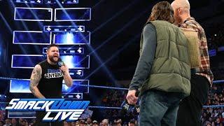 Kevin Owens confronts Daniel Bryan: SmackDown LIVE, March 5, 2019