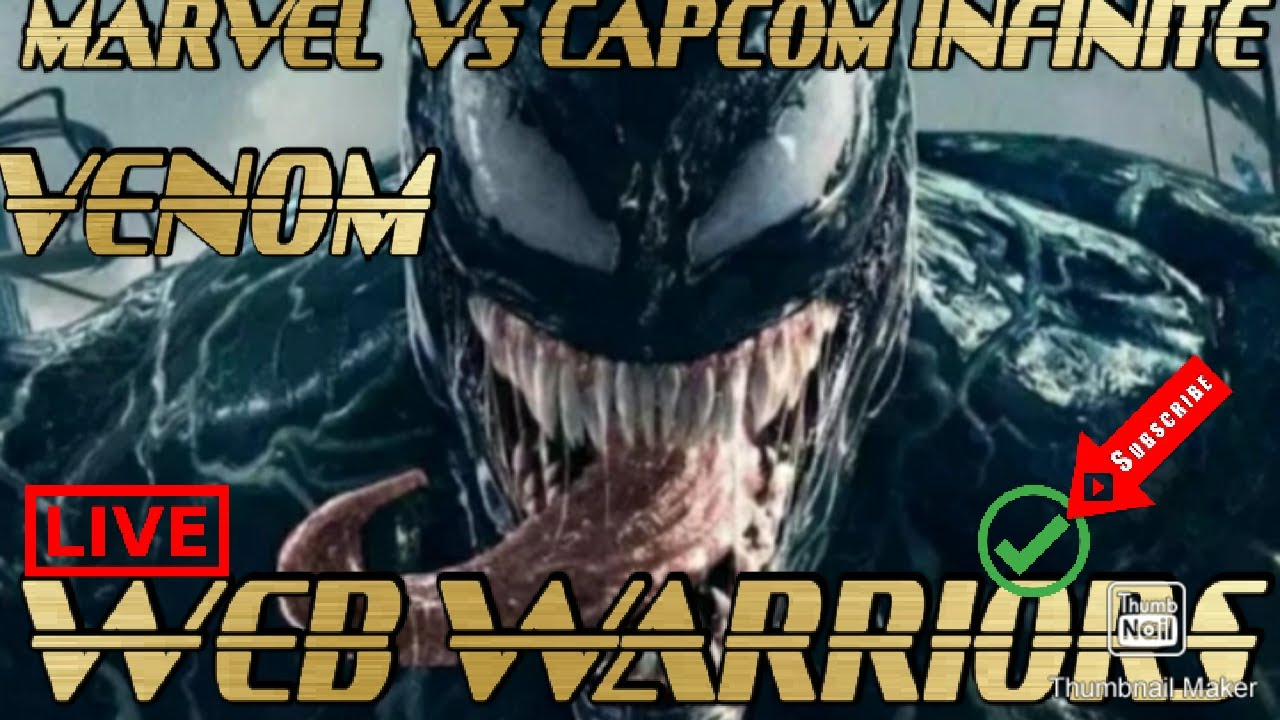 MARVEL VS CAPCOM INFITE CLASH OF THE GODS SHORT STREAM PS4 GAME PLAY (  9\7\2019)