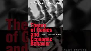 Theory Of Games And Economic Behavior | Wikipedia Audio Article