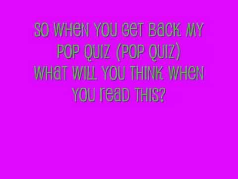 Ke$ha - Mr Watson - Lyrics