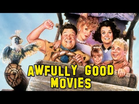 Awfully Good Movies - The Flintstones