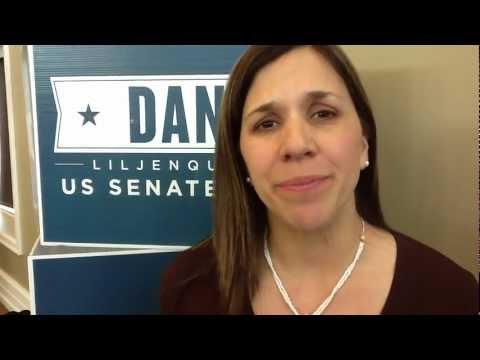 Dan Liljenquist - Tamara Atkin Endorsement