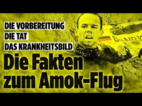 Germanwings-Fakten / Klo nach Kaffee  - Aktuelle Nachrichten in Schlagzeilen