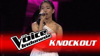 """Siti Rosalia """"Takkan Ada Cinta Yang Lain"""" I Knockout I The Voice Indonesia 2016"""