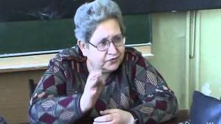 Агранович Софья Залмановна Лекция для психологов о сказке Часть 3