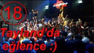 Tayland Bangkok ve Pattaya da Geziyorum Vlog Bolum 2