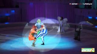 Galele Circului GLOBUS 2015 - Ingerii Albi