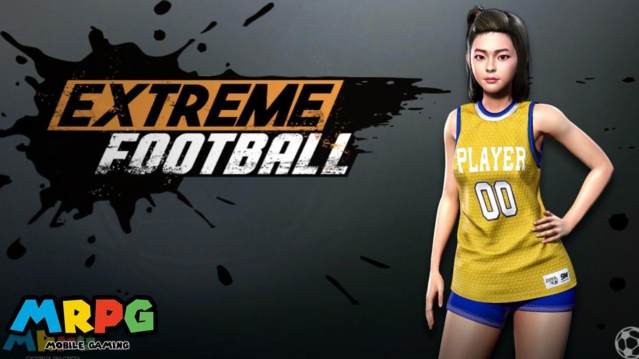 Extreme Football – Game Bóng Đá 3vs3 đồ họa cực đẹp tới từ 9M Interactive