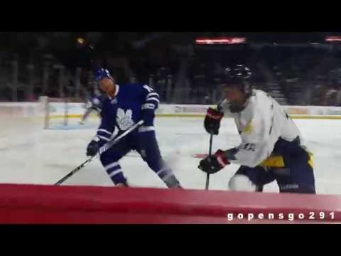 the toronto maple leafs alumni vs halifax mariners