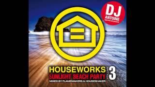Light the Sky - Houseshaker (feat. Amanda Blush) [HQ]