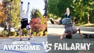 Video People Are Awesome vs. FailArmy - (Episode 8) download MP3, 3GP, MP4, WEBM, AVI, FLV Mei 2018