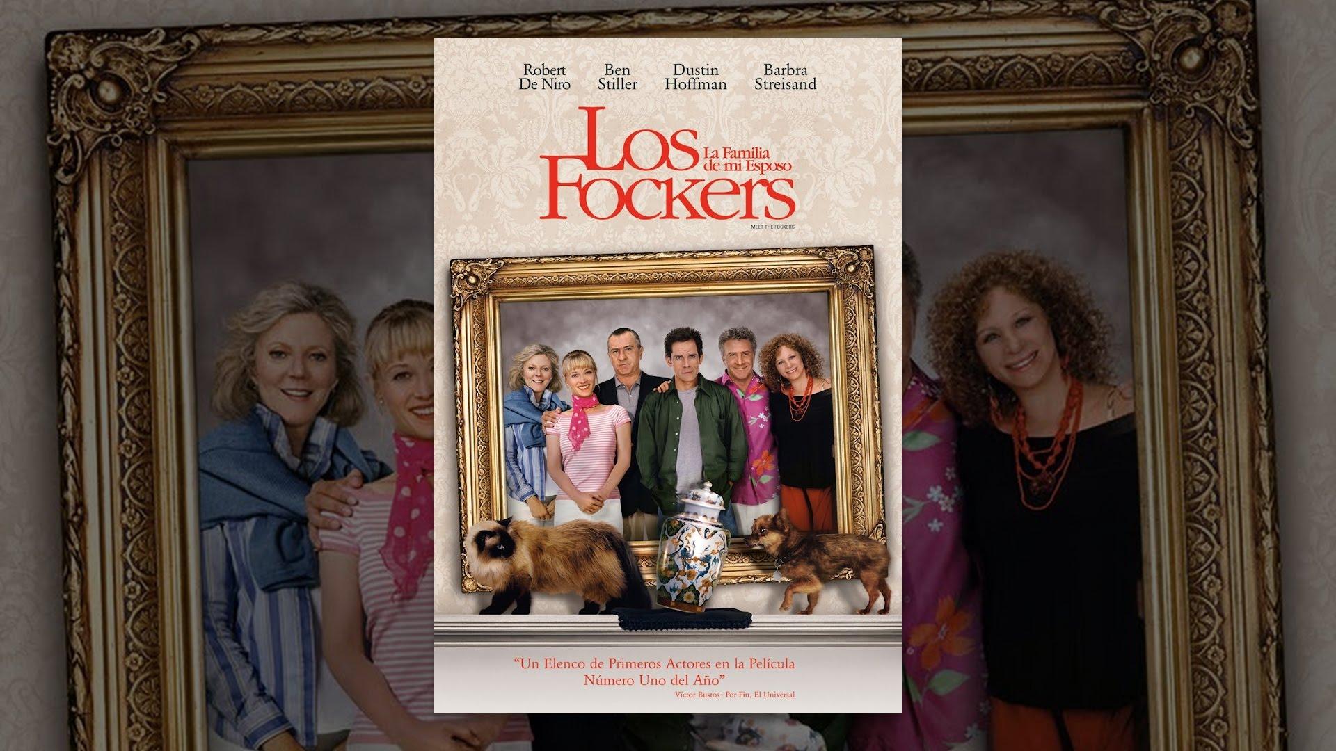 Los Fockers: La Familia de Mi Esposo - YouTube
