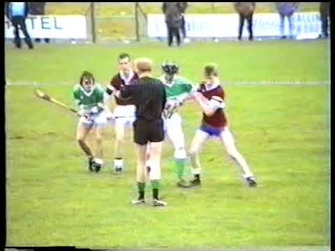 Galway Junior A Hurling Final 1992