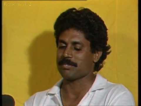 Ravi Shastri & Kapil Dev subject to corrupt Aussie umpiring 1985