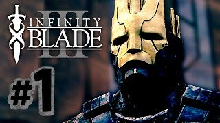 Infinity Blade 3 - Part 1: The Worker