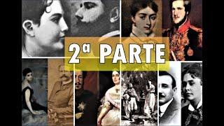 ROMANCES PROIBIDOS (2):  segredos de alcova e escândalos amorosos da História do Brasil